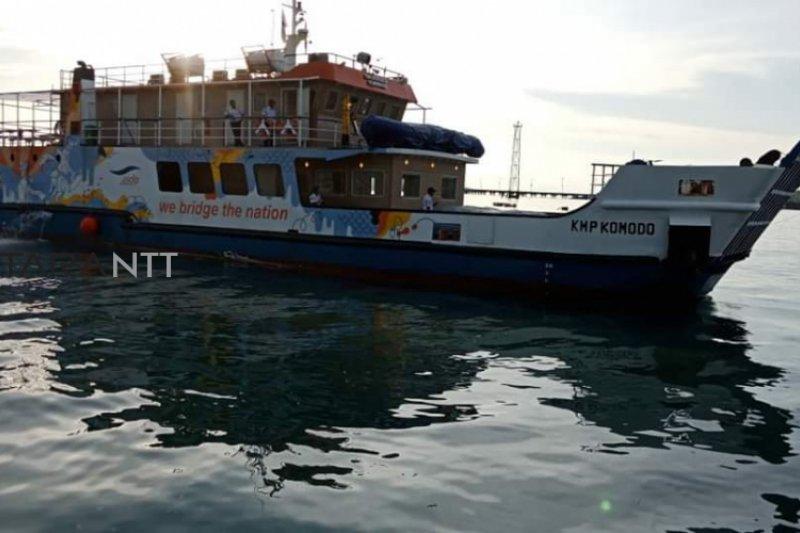 Kapal wisata ASDP tiba di Labuan Bajo
