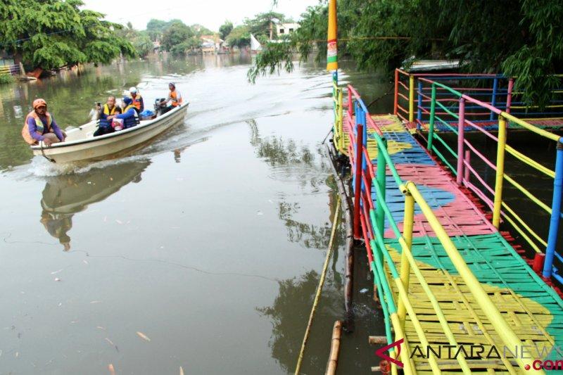 Wisatawan lokal mulai sambangi Wisata Hutan Bambu Bekasi