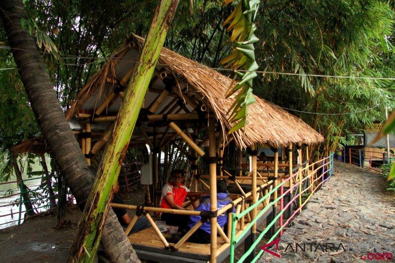 Warga kawasan wisata Hutan Bambu nyatakan telah bebas banjir