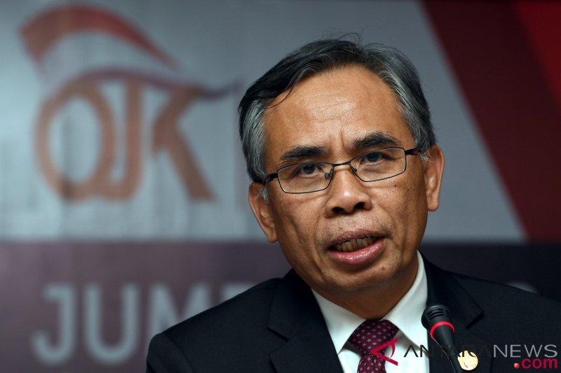 OJK paparkan skema penyangga bagi bank alami kesulitan likuiditas