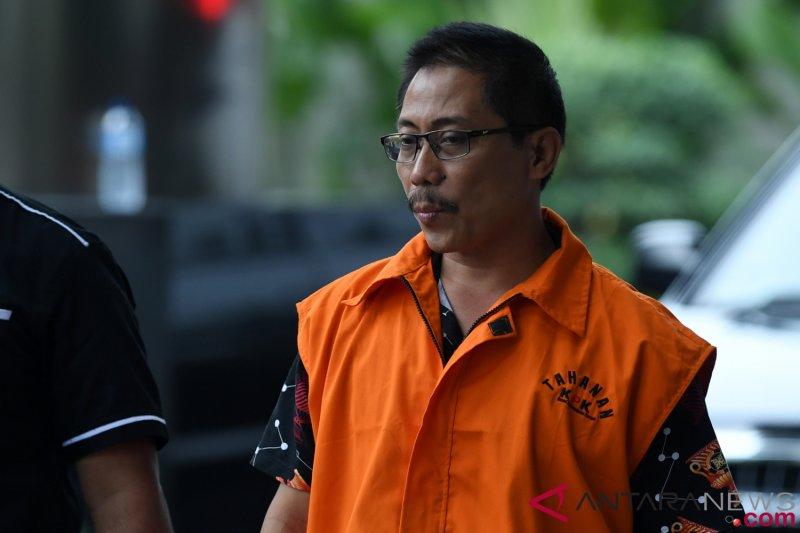 KPK dalami penerimaan gratifikasi Sunjaya melalui perbankan