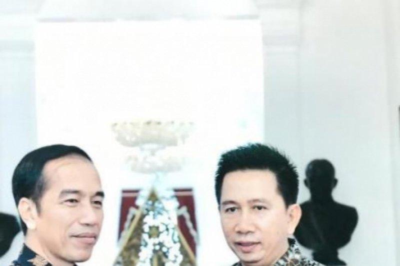 Bupati Barut usulkan jalan menuju PLTMG Bangkanai ke Jokowi
