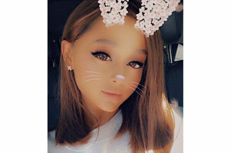 Ariana Grande buang rambut ekor kudanya, ganti rambut bob
