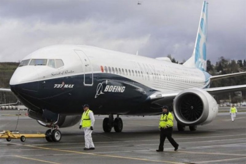 Boieng 737 MAX-8 sudah bermasalah sebelum Lion Air JT 610 jatuh
