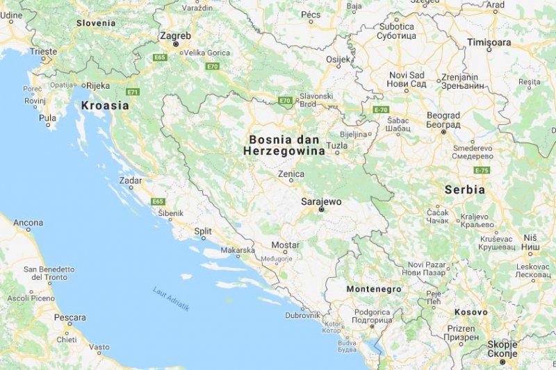 ICRC sebut ribuan migran di Bosnia tidur di tempat terbuka dan sekarat
