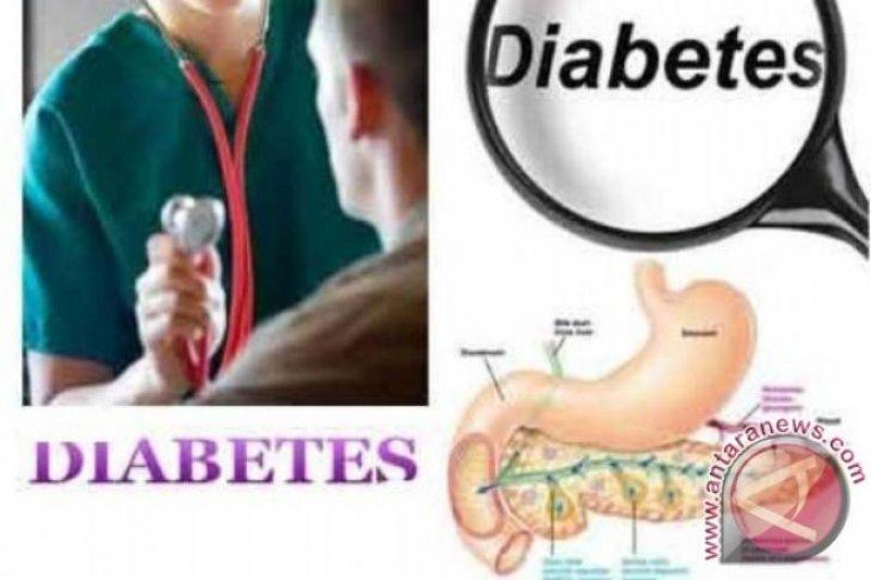 Guru besar : Olahraga 150 menit  dapat mencegah diabetes melitus tipe 2