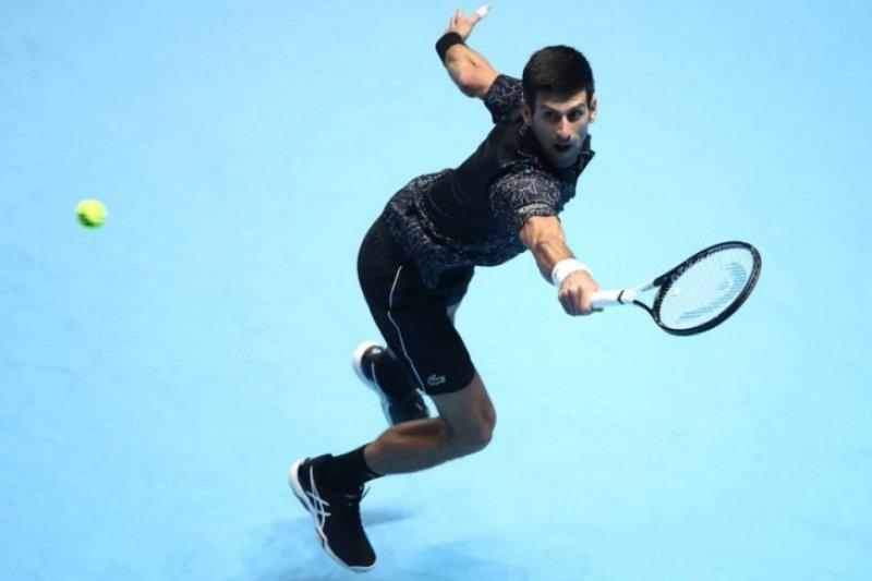 Delapan petenis teratas siap hadapi turnamen ATP akhir tahun