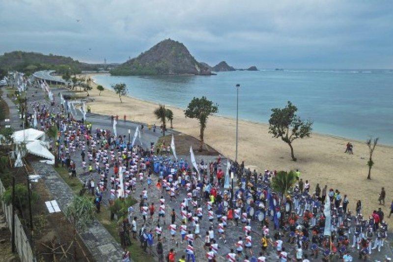 Mandalika TNI Marathon 2018