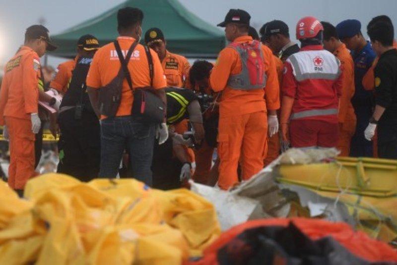 DVI Polri periksa 626 sampel DNA korban Lion Air JT 610