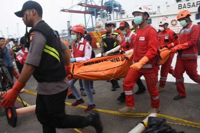 Menanti harapan teridentifikasi para korban Lion Air