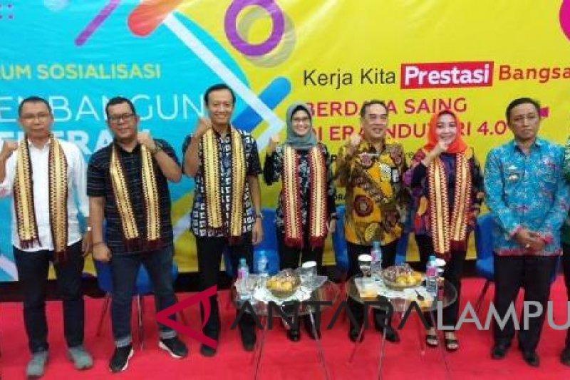 Pemerintah Tempatkan UMKM Tulang Punggung Ekonomi Indonesia
