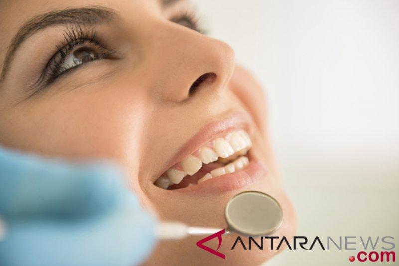 Bentuk percaya diri dari gigi yang sehat