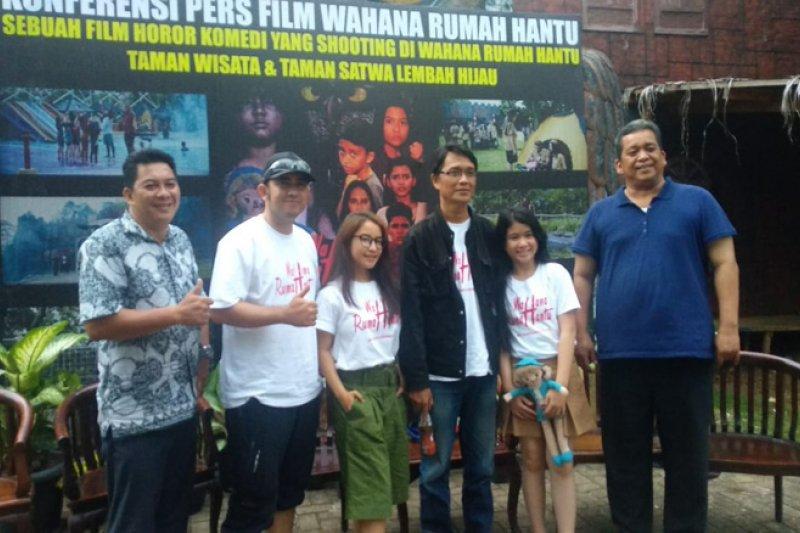 """Manfaat """"Wahana Rumah Hantu"""" bagi pariwisata Lampung"""