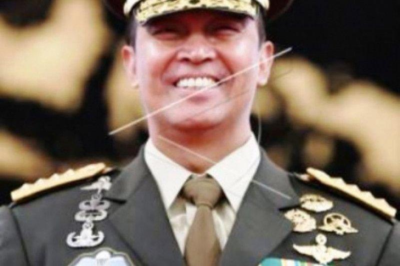 Jenderal Andika Perkasa KSAD baru