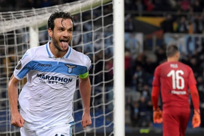 Tekuk Marseille,  Lazio pastikan lolos ke 32 besar Liga Europa