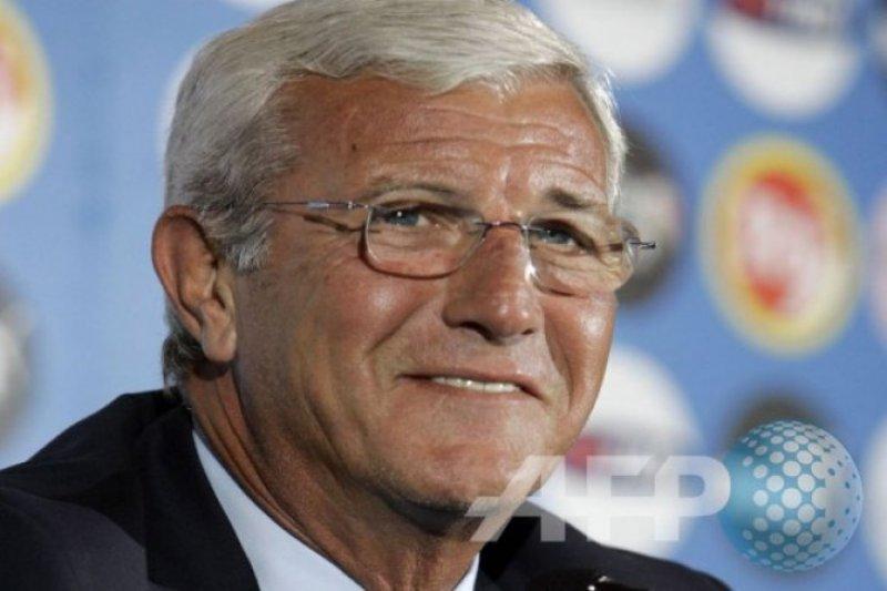 Lippi enggan perpanjang kontrak dengan timnas China