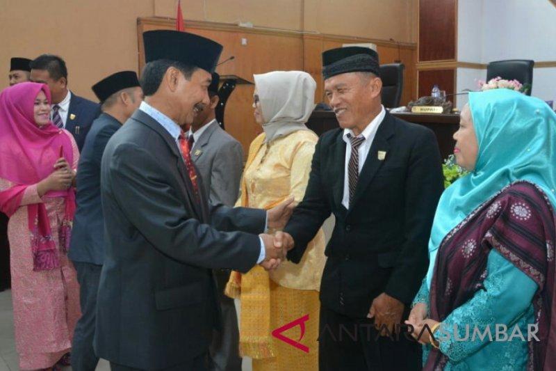 Dua anggota DPRD Solok Selatan kembali diganti