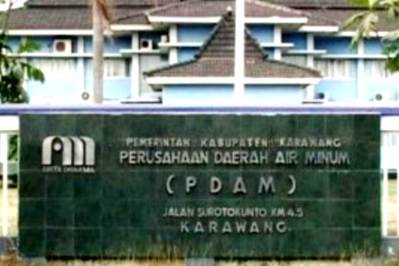 101 dokumen disita Kejati Jabar untuk ungkap korupsi PDAM Karawang