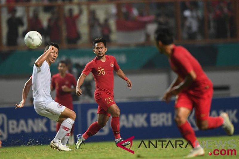 Timnas Indonesia siapkan taktik  baru