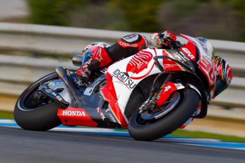 Rampung operasi bahu, Nakagami akan gunakan motor Marquez di musim depan