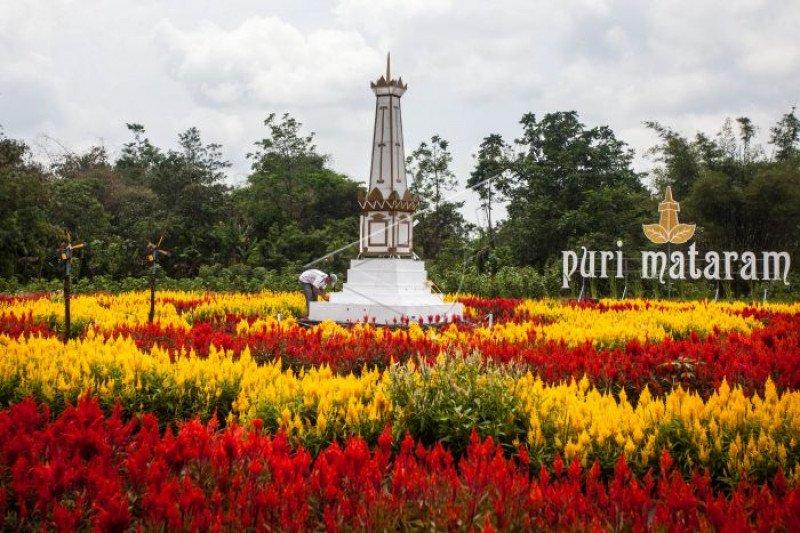 Taman Tirta Arta Sleman dibenahi untuk wisata