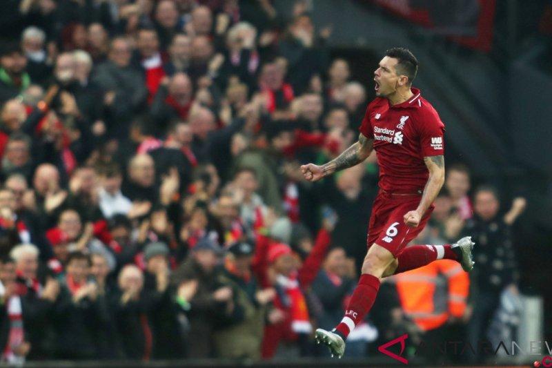Lovren bertahan di Liverpool karena Jurgen Kloop