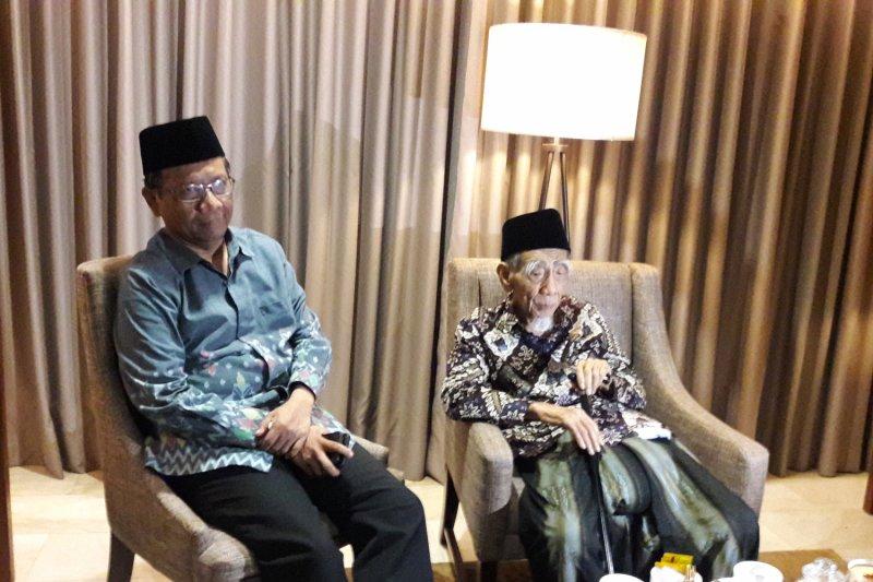 PBNU berduka cita atas wafatnya KH Maimun Zubair