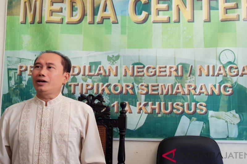 Pengadilan Niaga perpanjang PKPU Duniatex selama 90 hari