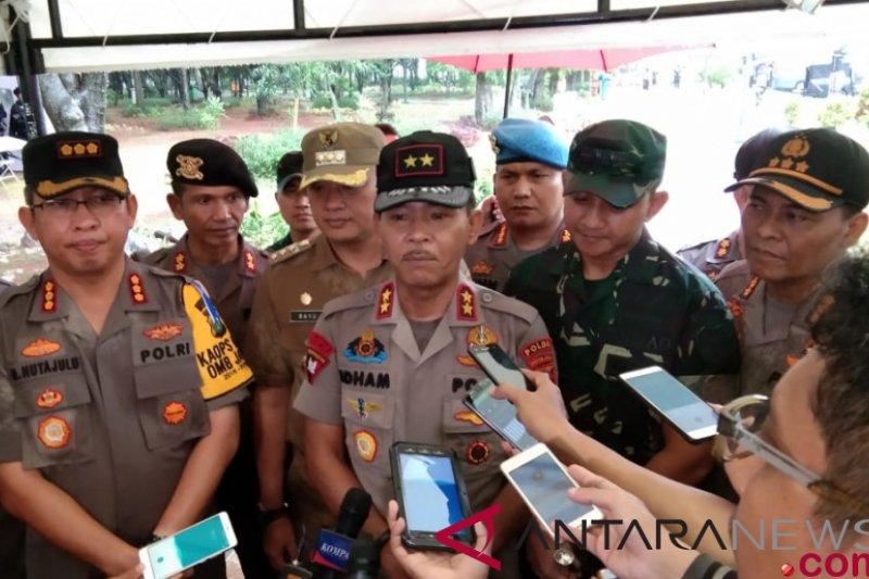 Kapolda Metro Jaya antisipasi ancaman gangguan pergantian tahun