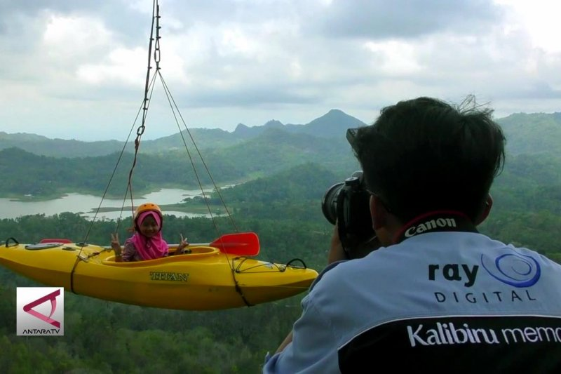 Upaya Kalibiru di tengah menjamurnya wisata swafoto