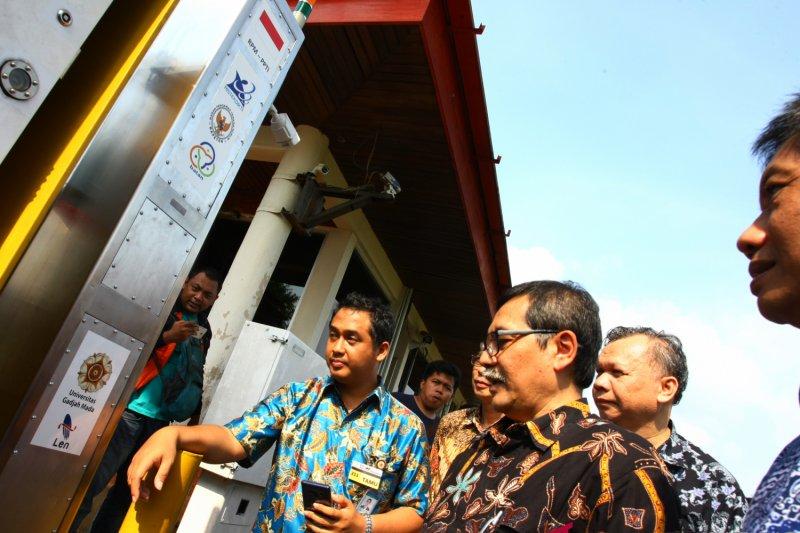 Deteksi bahan radioaktif, Indonesia pasang tujuh RPM di pelabuhan