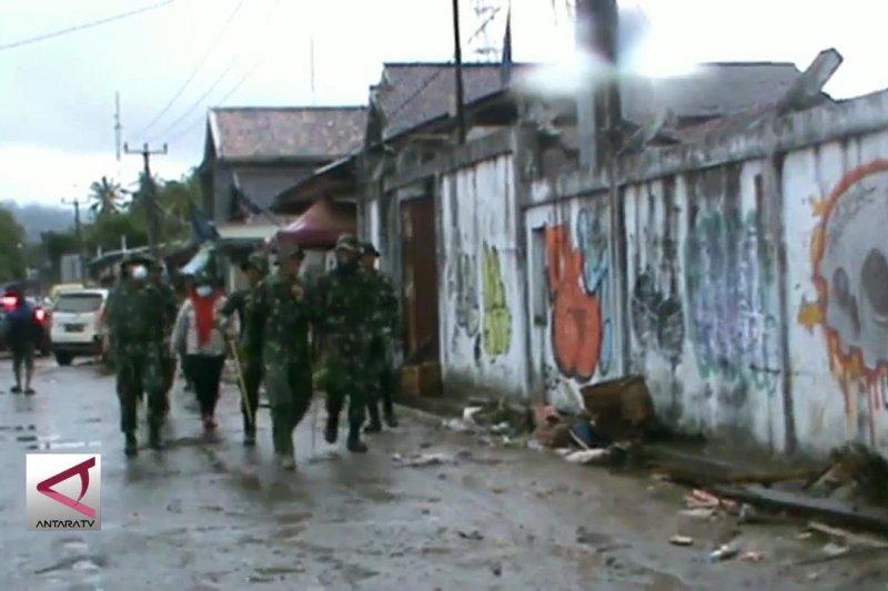 Basarnas sisir pulau terkena tsunami sekitar Sumur