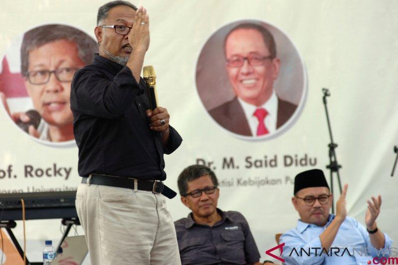 Dialog National hari Antikorupsi Sedunia