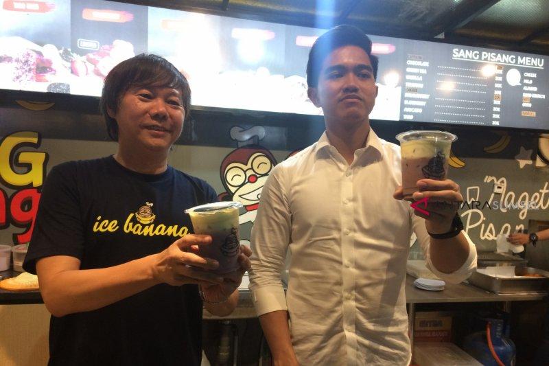 Sang Pisang luncurkan menu inovatif, Ice Banana