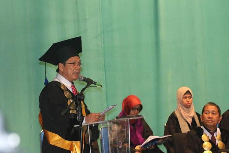 Peringati dies natalis ke-53, ISI Padang Panjang gelar sidang senat terbuka