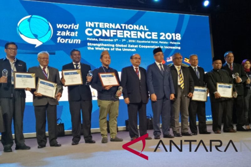 Chief Minister of Malaka buka konferensi zakat internasional