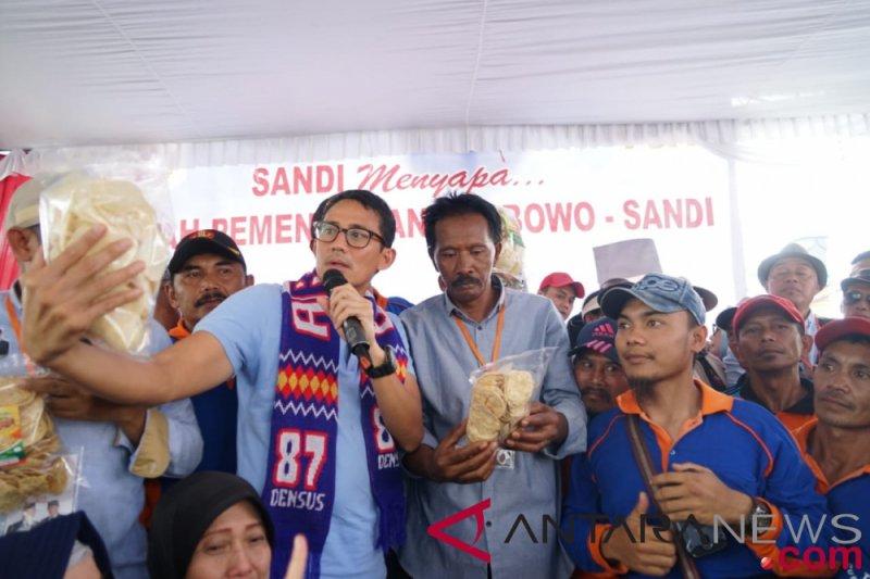Sandiaga resmikan Rumah Pemenangan di Malang