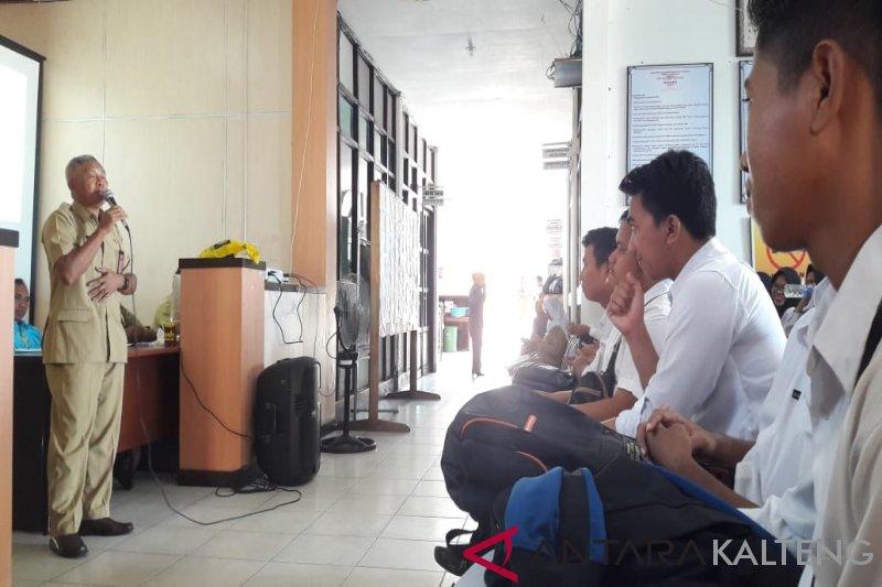 493 peserta ikuti SKB CPNS di Seruyan
