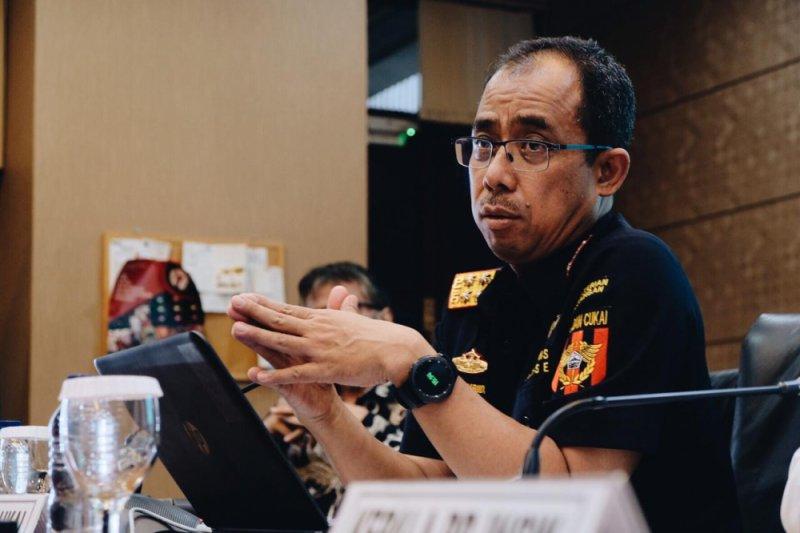 Direktur Jenderal Bea dan Cukai Kementerian Keuangan Heru Pambudi. (ANTARA  News HO Humas Direktorat Jenderal Bea dan Cukai) 7195b7ab72