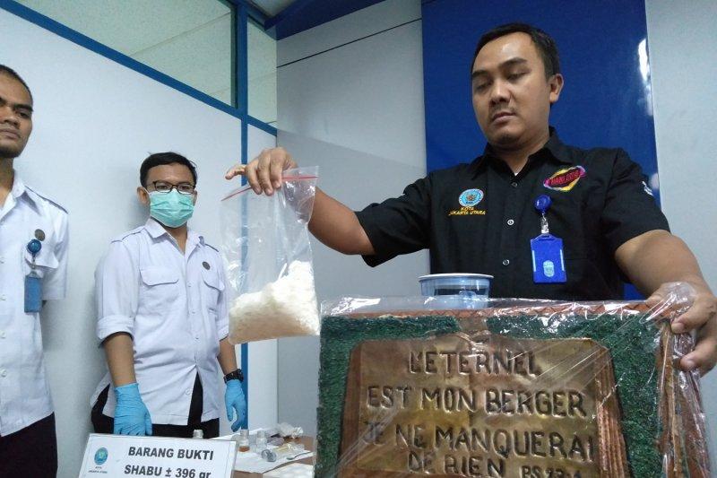BNNK Jakut musnahkan sabu seberat 396 gram