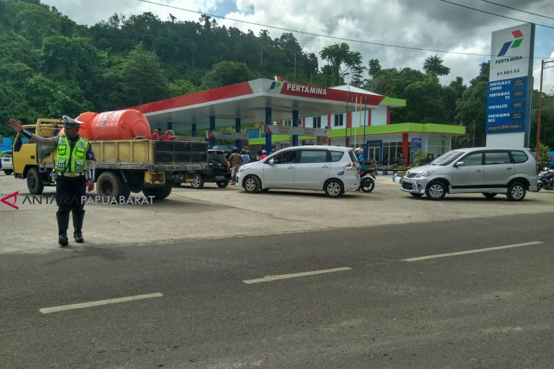 Pertamina: Persediaan BBM aman baik di Jayapura maupun Manokwari