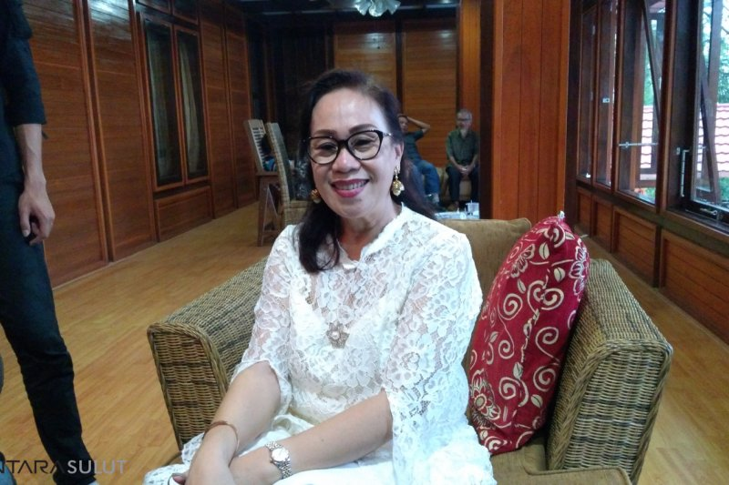 Vivian Tirajoh Dimpudus mau Sulut TOP
