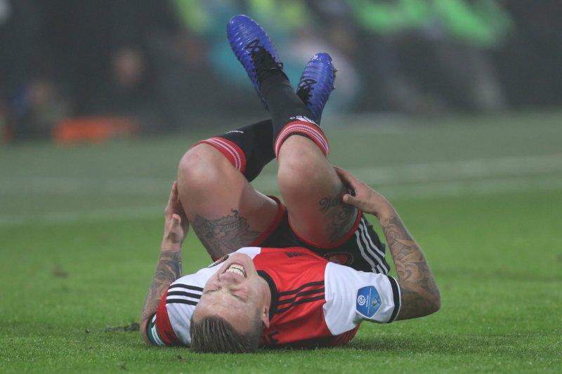 Feyenoord dipecundangi tim promosi di kandang sendiri