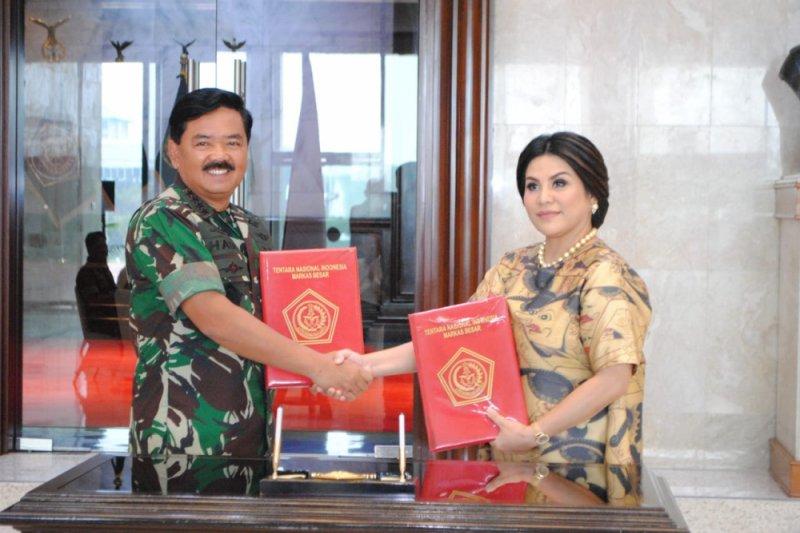 INSA jalin kerja sama dengan TNI