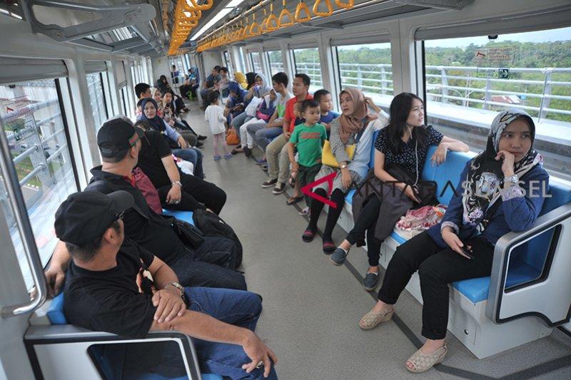Menhub: LRT Palembang tetap akan operasional