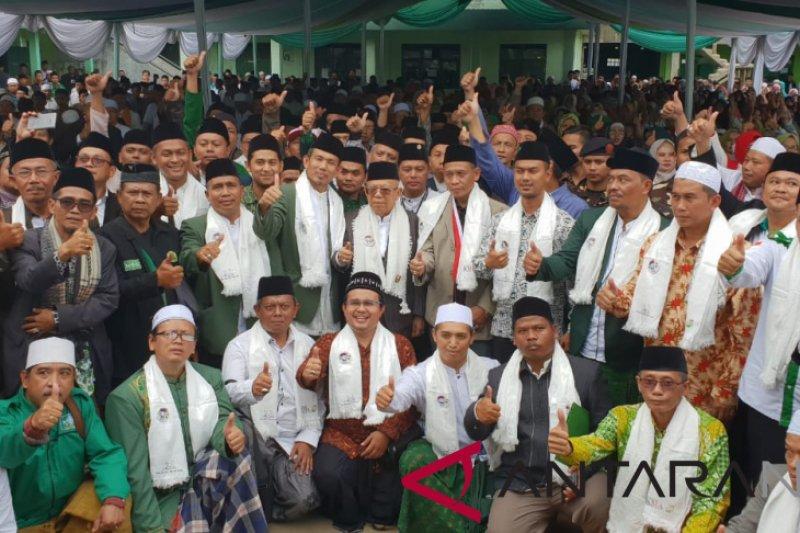 NU Bogor akan total dukung Jokowi-Ma'ruf Amin