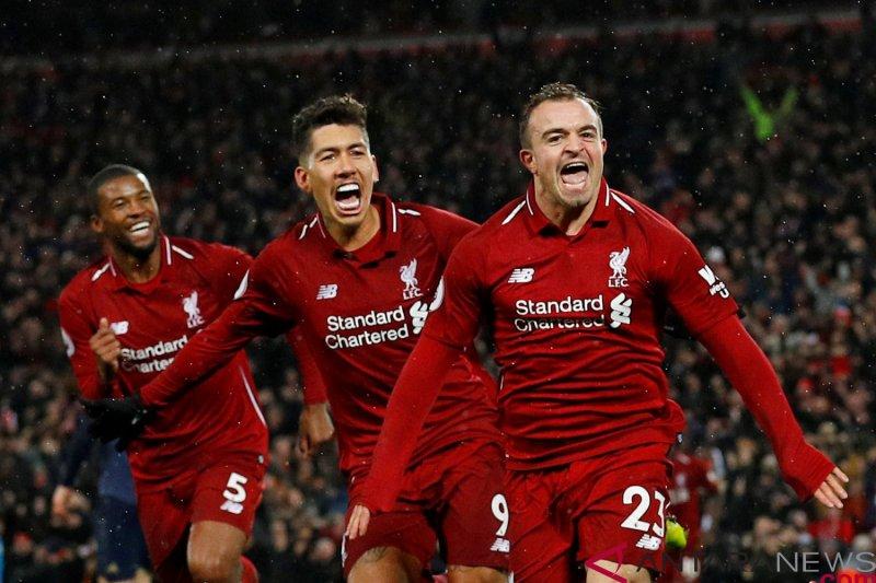 Wijnaldum sejak awal  yakin Liverpool bisa menang