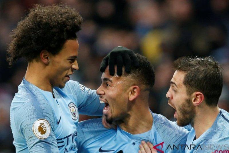 Chelsea dipermalukan Manchester City dengan gol tanpa balas