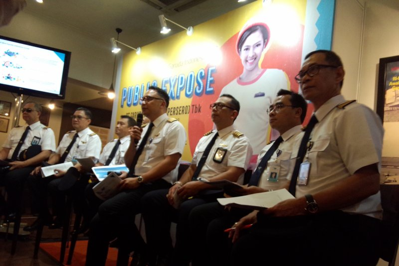 Tiga direktur Garuda mengundurkan diri sebagai Komisaris Sriwijaya