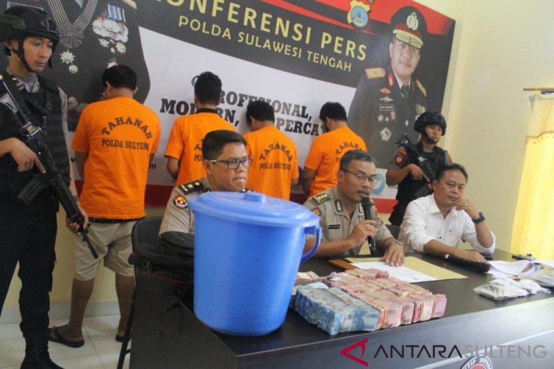 Polisi amankan 33 orang bandar dan pengedar narkoba